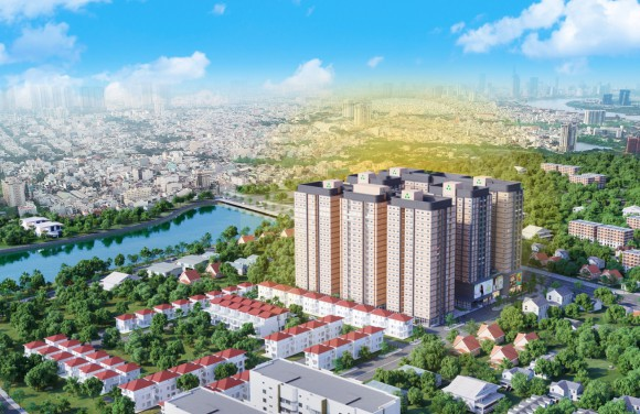 Cosmo City  & Dockland - Quận 7 - Bảo Khang Group